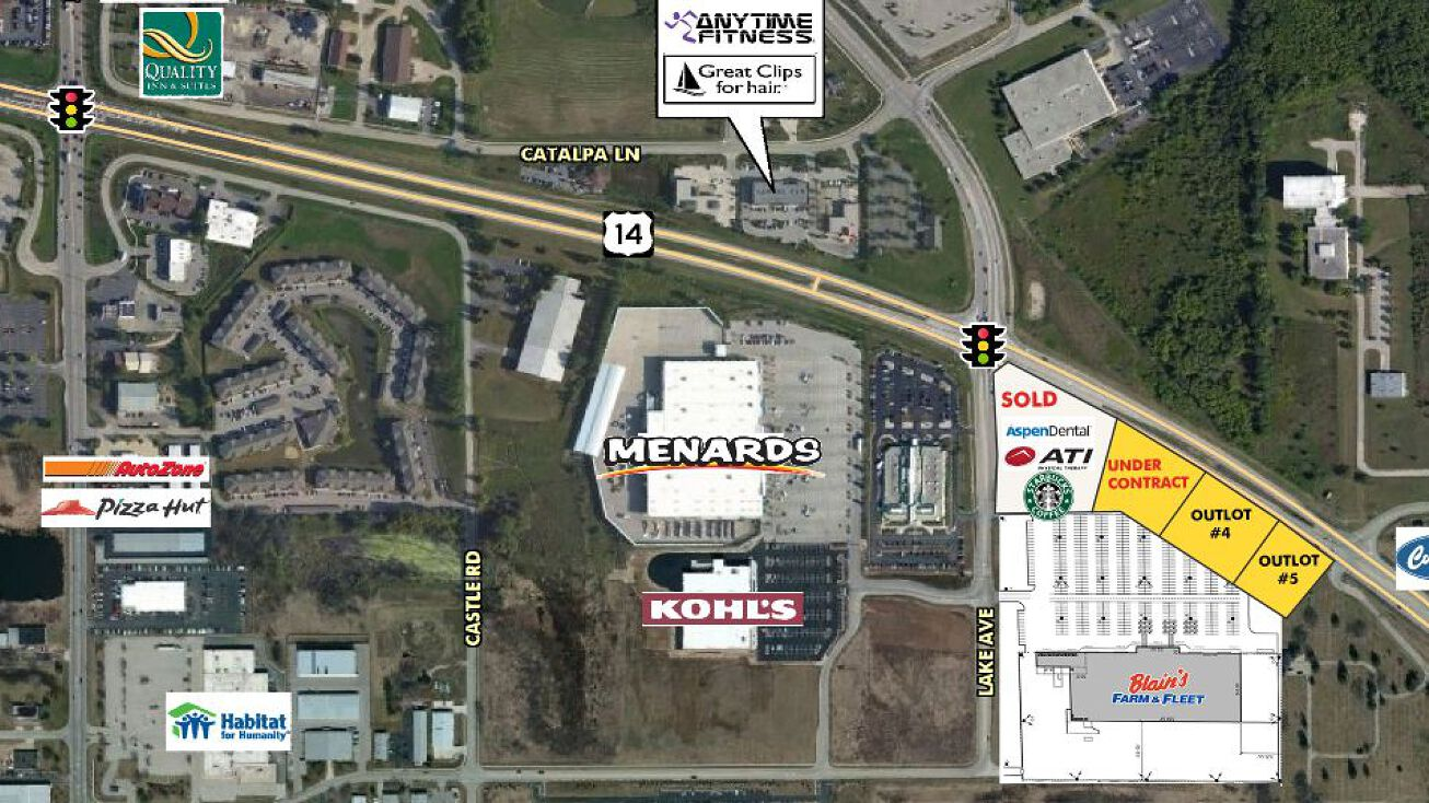 11501 US Hwy 14, Woodstock, IL 60098 - Land for Sale ...