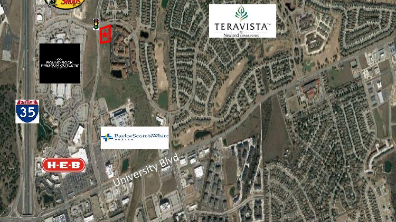 4751 N. Mays Street, Round Rock, TX 78665 - Development Site ...