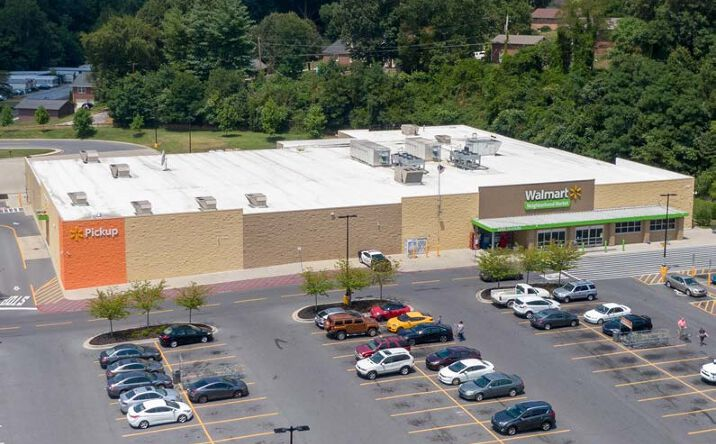 750 Lynn Garden Dr Kingsport Tn 37660 Retail Property For Sale Walmart Neighborhood Market