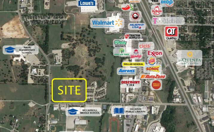 Texas Commercial Real Estate for Sale – Land & More on