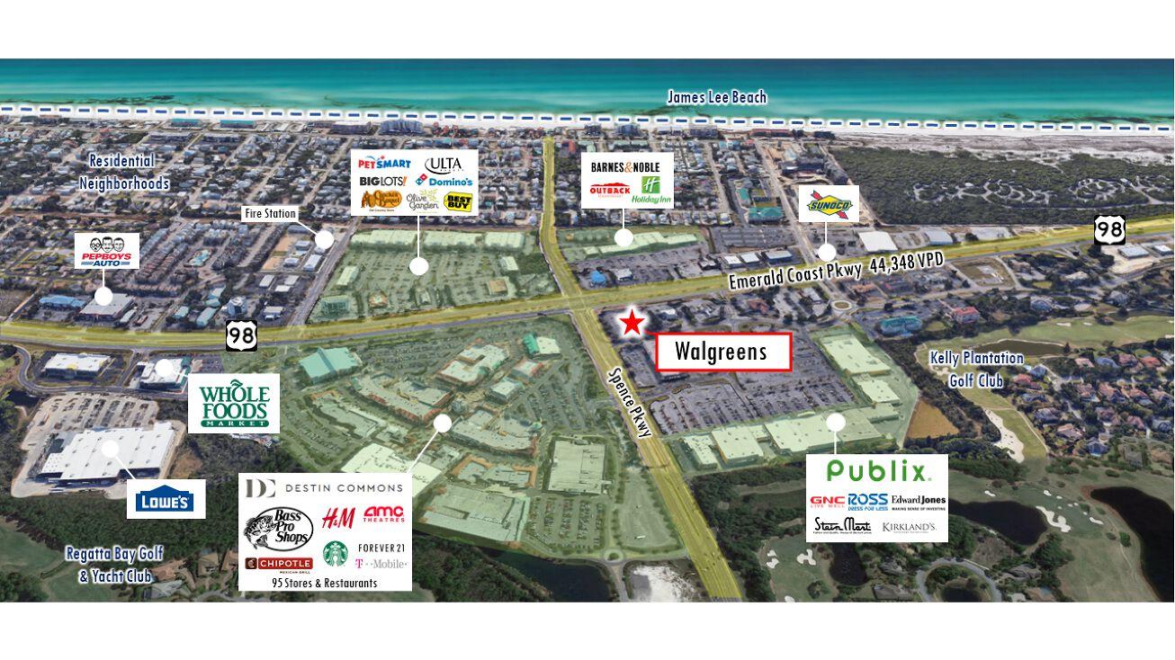 34909 emerald coast parkway destin fl 32541 retail property for sale walgreens pharmacy crexi com