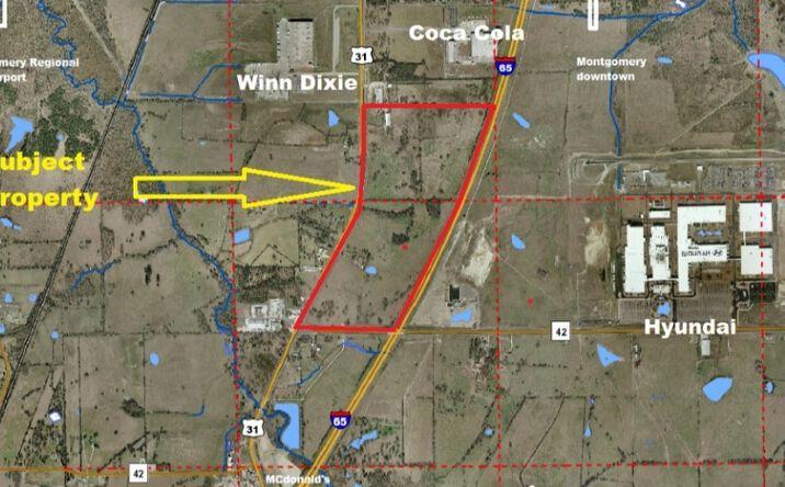 Capitol Hyundai Montgomery >> US Highway 31 and Hyundai Blvd, Montgomery, AL 36116 - Land for Sale - Capitol Parkway
