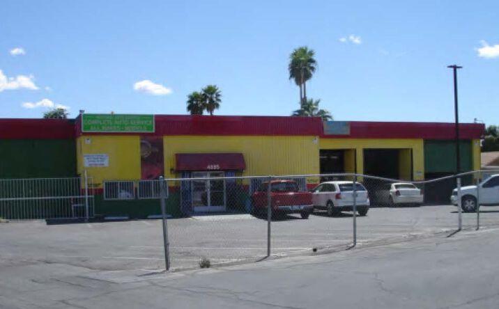 4885 E Flamingo Rd, Las Vegas, NV 89121