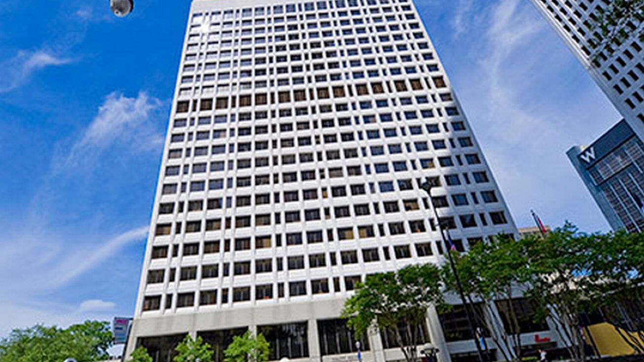 "1201 Peachtree Street NE Atlanta United States"" Floors 1, 2 and 3, Atlanta, GA 30361 - Office Space for Lease - Spaces Colony Square"