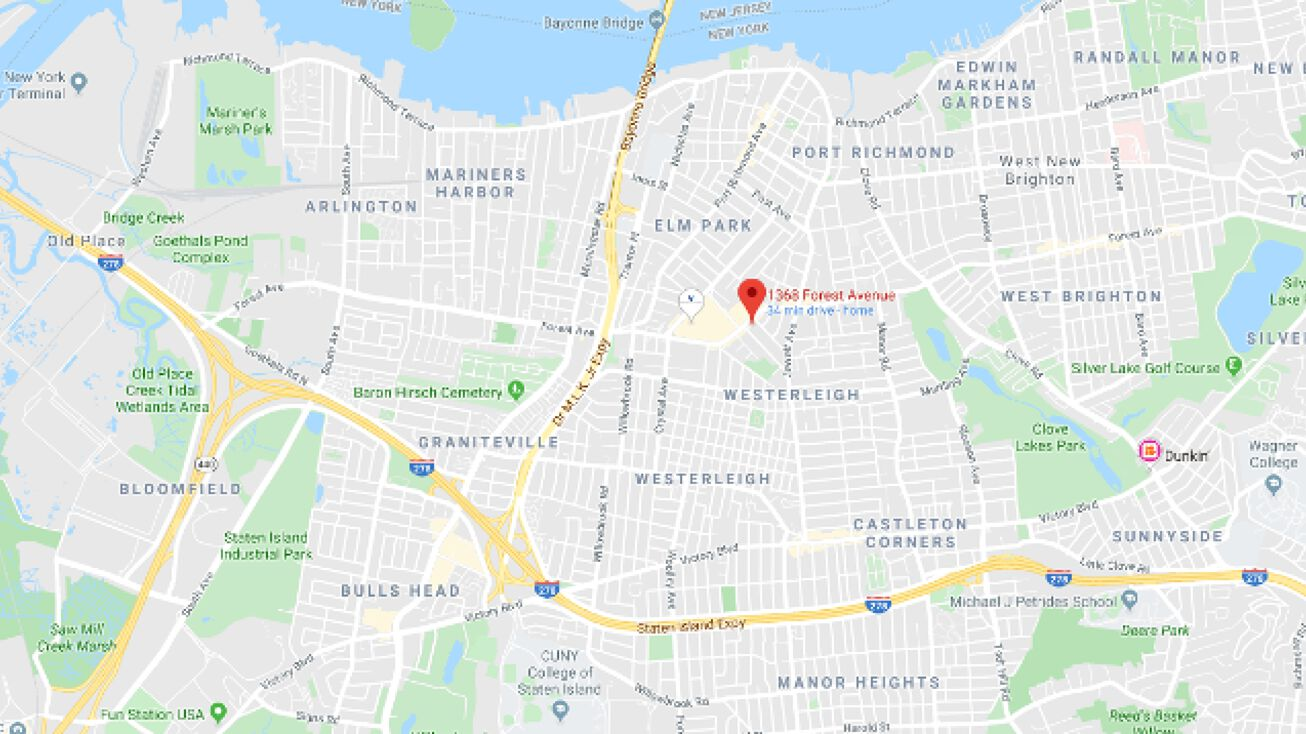 1368 Forest Ave, Staten Island, NY 10302 - Retail Space for ... on