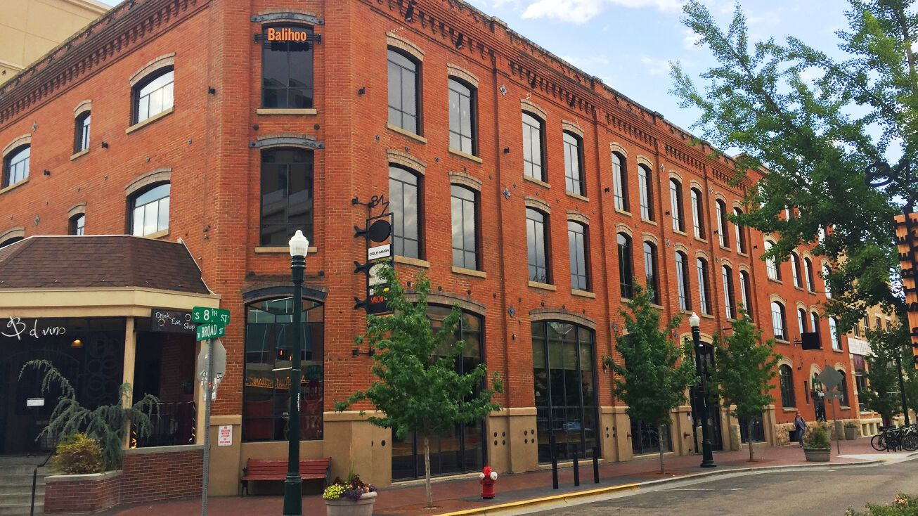 404 South 8th Street Boise Id 83702 Office Space For Lease The Mercantile Building